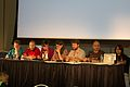 GLAM coordinators panel, Wikimania 2012 - Flickr - Pierre-Selim.jpg