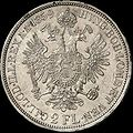GOW 2 gulden 1859 B reverse.jpg