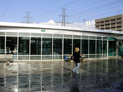How to get to Finch Bus Terminal with public transit - About the place