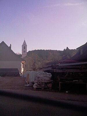 Gachnang - Gachnang Church