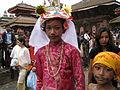 Gai Jatra Kathmandu Nepal (5116658440).jpg