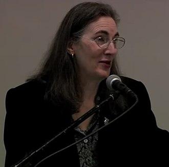Gail Levin (art historian) - Gail Levin speaking at the Elizabeth A. Sackler Center for Feminist Art in 2011