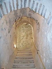 Galeria mudejar en el castillo de Cuéllar2.jpg