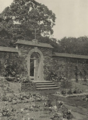 Garden entrance at Woolley Hall near Maidenhead.png