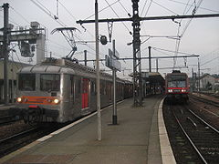 RailPictures.Net Photo: Z5383 SNCF Z5300 at Tours, France by Suhang