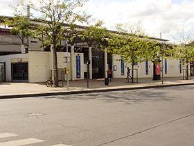 Gare de sartrouville wikip dia for Piscine de sartrouville