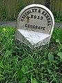 Gargrave Milepost - geograph.org.uk - 1331010.jpg