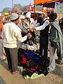 Garments Trading - Gangasagar Fair Transit Camp - Kolkata 2012-01-14 0630.JPG
