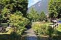Garmisch-Partenkirchen creek, Garmisch-Partenkirchen, Bavaria, Germany - panoramio.jpg