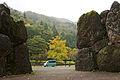 Gate Shimo-kido of Ichijodani Asakura Family Historic Ruins01s3s4592.jpg