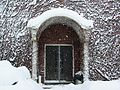 Gate and vines covered in snow 02-2005.jpg