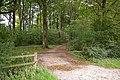 Gate to Woodland B1252 - geograph.org.uk - 253091.jpg