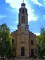 Gau-Bickelheim – Kath. Pfarrkirche St. Martin von Norden - panoramio.jpg