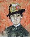 Gauguin - Mademoiselle Manthey, 1884.jpg
