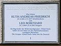 Gedenktafel Hünensteig 6 (Stegl) Leo Borchard.jpg