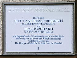 Photo of White plaque № 30997