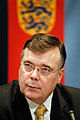 Geir H. Haarde, statsminister Island, under sessioen i Kopenhamn 2006.jpg