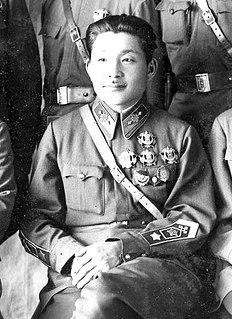 Gelegdorjiin Demid Mongolian Army marshal