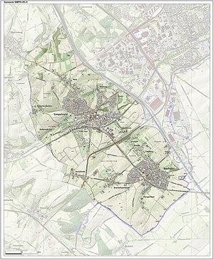 Simpelveld - Image: Gem Simpelveld Open Topo