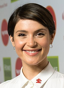 Gemma Arterton at The Prince's Trust Awards (cropped)