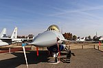General Dynamics F-16 Fighting Falcon Front.jpg