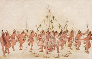 Green Corn Dance, Hidatsa