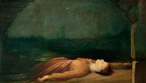 George Frederick Watts Found Drowned