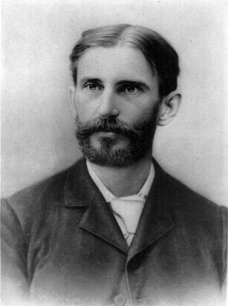 George Trumbull Ladd - George Trumbull Ladd in 1898