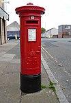 George V post box on Admiral Street.jpg