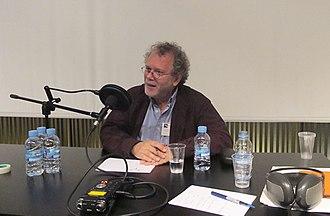 Georges Didi-Huberman - Georges Didi-Huberman interviewed by Radio Web MACBA
