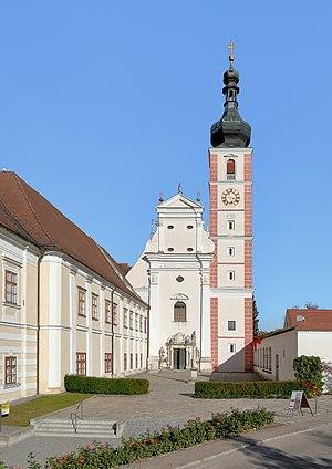 Geras Abbey - Abbey church