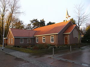 Reformed Churches in the Netherlands (Liberated) - Katwijk Reformed Church (Liberated)
