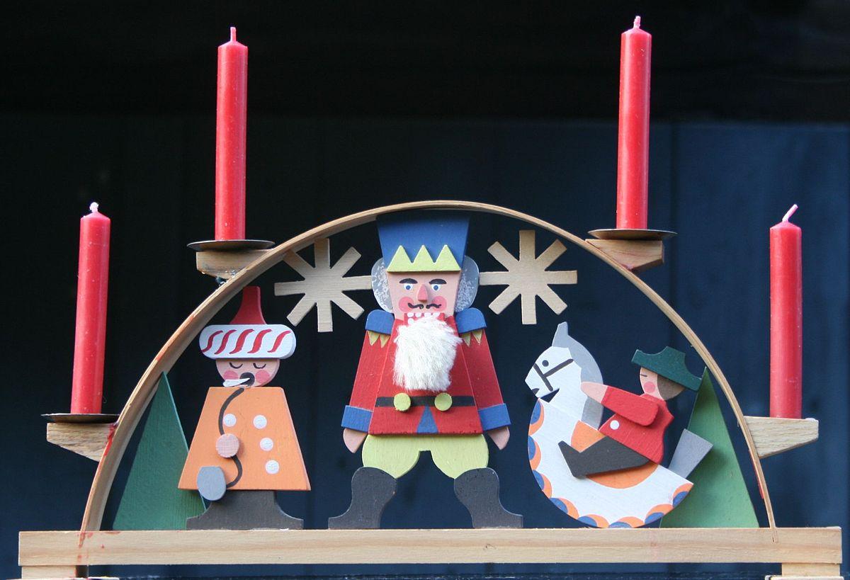 Weihnachtsdeko Schwibbogen.Erzgebirgischer Schwibbogen Wikipedia
