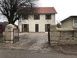 Germigney (Jura, France) le 5 janvier 2018 - mairie - 2.jpg
