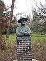 Gilwell Park B-P Bust.jpg