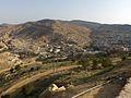 Giordania valle Wadi Musa HPIM3505.JPG