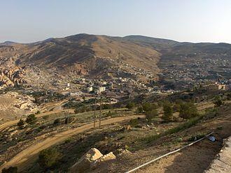 Ma'an Governorate - Wadi Musa