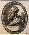 Giovanni jacopo caraglio, pietro aretino, bulino, 1534 ca. (gdsu).jpg
