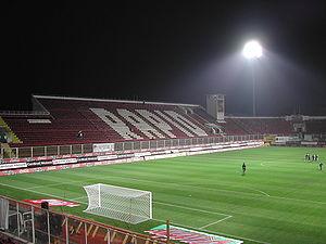 Giulești - Image: Giulesti Stadium Rapid