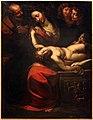 Giulio cesare procaccini, sacra famiglia (gesù dormiente), 1615-19.JPG