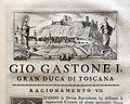 Giuseppe maria bianchini, Dei Granduchi di Toscana della real Casa De' Medici, per gio. battista recurti, venezia 1741, 20 giangastone, 3.jpg