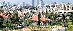Panorama of Givatayim