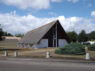 Audon - The church of Audon