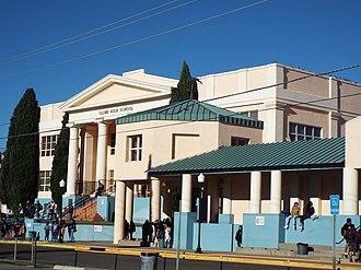 Globe High School - Globe High School