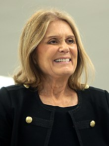 Authors Judith And Carson Graves Speak >> Gloria Steinem Wikipedia