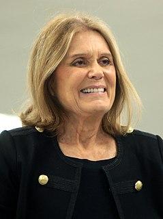 Gloria Steinem American feminist and journalist