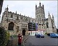 Gloucester ... postbox. - Flickr - BazzaDaRambler.jpg