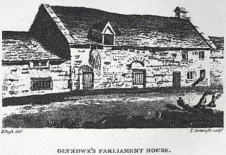 Glyndwr's Parliament House Machynlleth