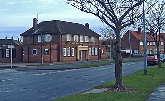 Greatfield Estate, Kingston upon Hull - Image: Goat and Compasses, Hull geograph.org.uk 640791