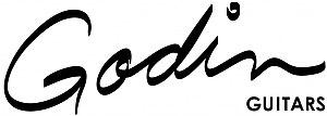 Godin (guitar manufacturer) - Image: Godin Guitars Logo